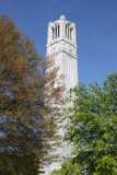 NC State University Bell Tower Raleigh