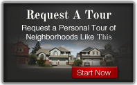 """""""request a tour"""" button for the Inman Park neighborhood"""