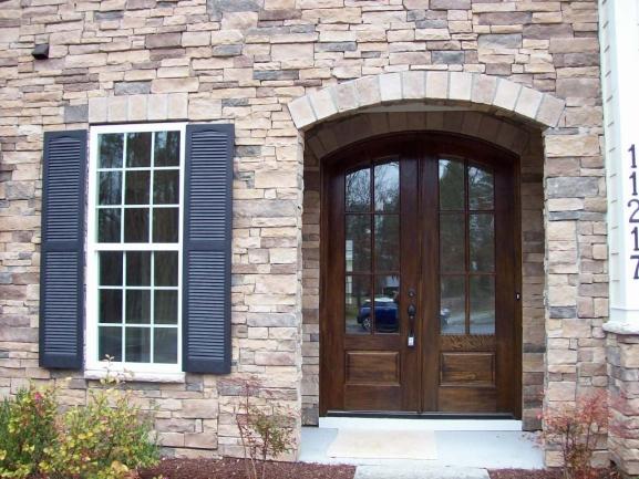 Church Street Townhome Front door