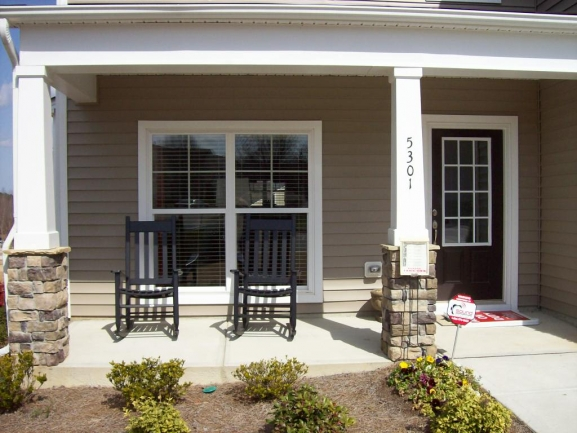 Stowecroft Front porch